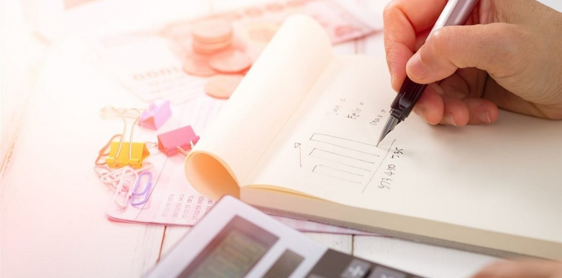 How do you create financial security in your business